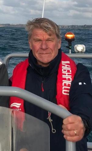 Alain DAOULAS Commissaire nautique GPEN
