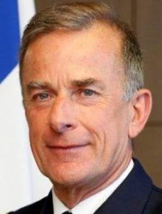 L'Amiral (2S) Philippe COINDREAU, Président de l'Association de soutien au Grand Prix de l'Ecole Navale.L'Amiral (2S) Philippe COINDREAU, Président de l'Association de soutien au Grand Prix de l'Ecole Navale.