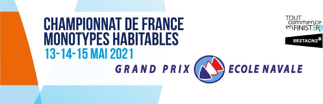 Le Grand Prix de l'Ecole Navale 2021