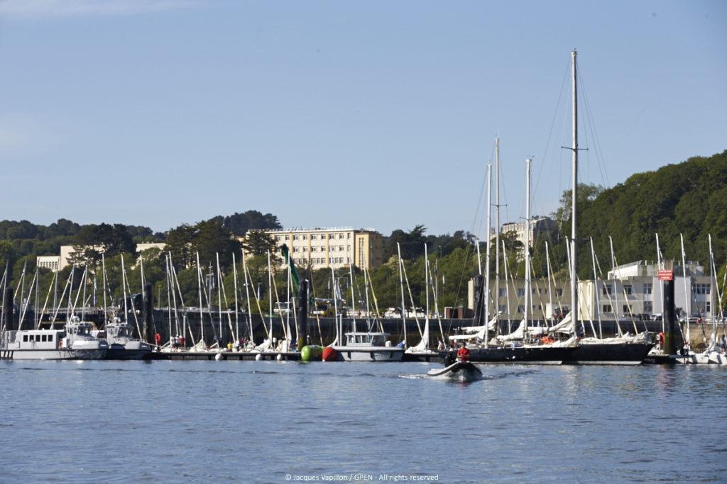GPEN Lanvéoc Marina Ecole navale