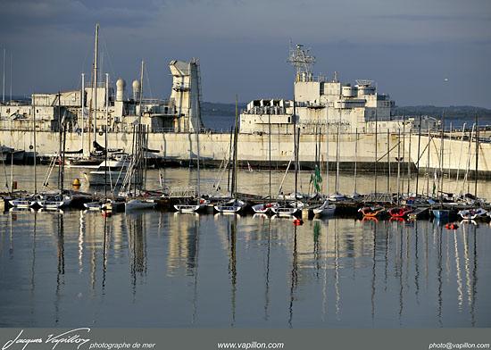 GPEN Port de l'Ecole navale de Brest