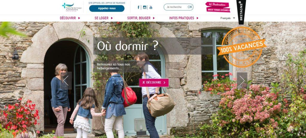 Office de tourisme de Crozon Aulne Maritime