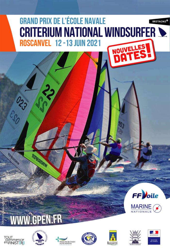 GPEN Affiche Windsurfers 12 juin 2021